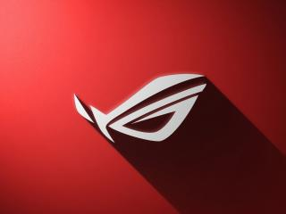 Asus ROG Logo wallpaper
