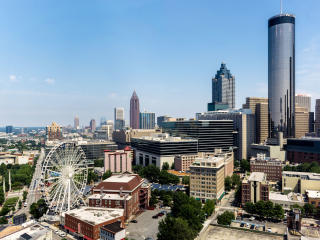 atlanta, georgia, usa wallpaper