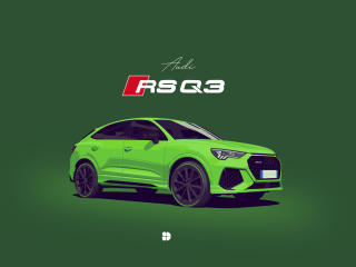 Audi RS Q3 Sportback wallpaper