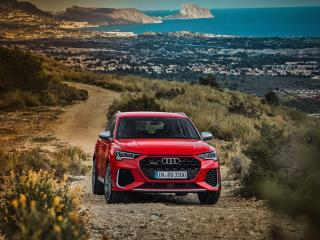 Audi RS Q3 wallpaper