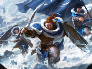 Avarosan Hearthguard wallpaper