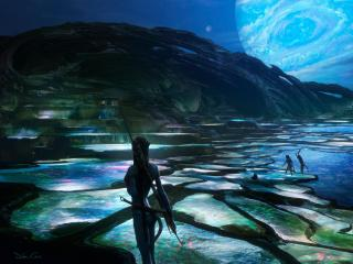 Avatar 2 Concept Art wallpaper