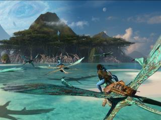 Avatar 2020 Art wallpaper