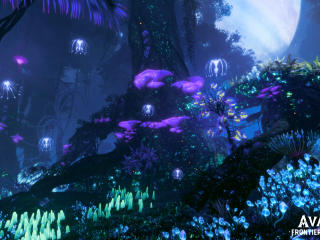 Avatar Frontiers of Pandora wallpaper