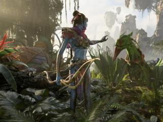 Avatar Game 2021 wallpaper