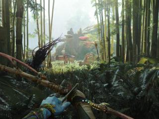 Avatar Gaming Frontiers of Pandora wallpaper