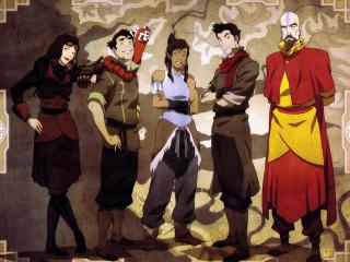 Avatar The Legend Of Korra HD wallpaper