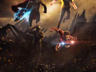 Avengers 4 Deviantart wallpaper