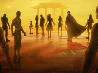 Avengers 4 Poster Keyart wallpaper
