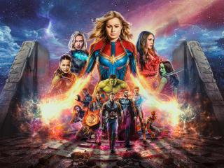 Avengers End Game wallpaper