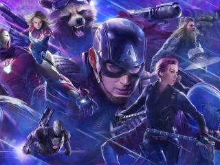 Avengers Endgame Banner wallpaper