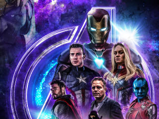Avengers Endgame Whatever It Takes FanPoster wallpaper