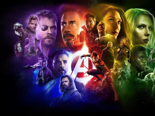 Avengers Infinity War 2018 Latest Poster wallpaper