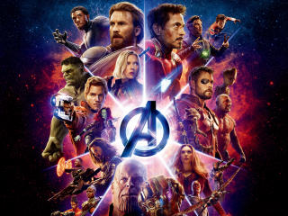 Avengers Infinity War Latest Poster 2018 wallpaper