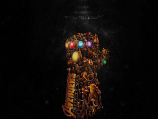 Avengers Infinity War Latest Poster wallpaper