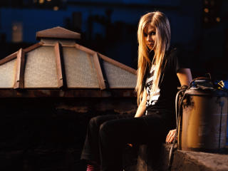 Avril Lavigne New Hd wallpapers wallpaper