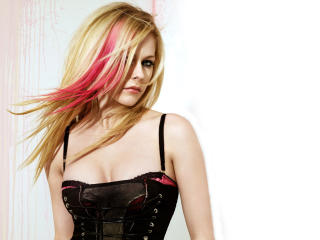 Avril Lavigne sexy wallpapers wallpaper