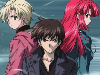 Ayano Kannagi, Kazuma Yagami and Ren Kannagi wallpaper