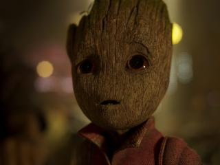 Baby Groot Guardians of the Galaxy Vol 2 wallpaper