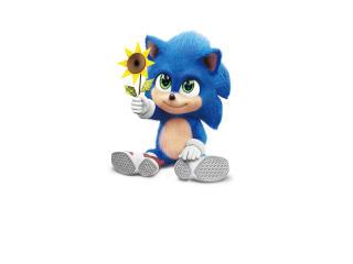 Baby Sonic 4K wallpaper