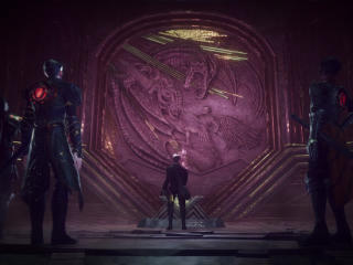 Babylon's Fall Game wallpaper