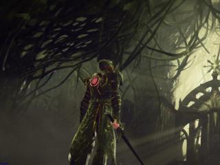 Babylon's Fall New Gaming wallpaper