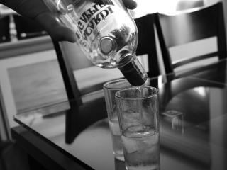 bacardi, rum, bottle wallpaper