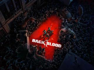 Back 4 Blood Key Art wallpaper