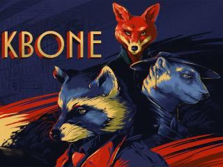 Backbone HD Gaming wallpaper