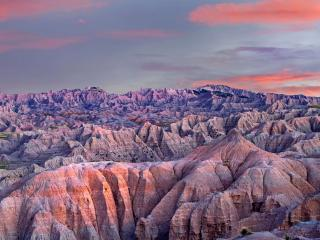 Badlands National Park wallpaper