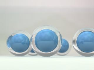 balls, shape, form wallpaper