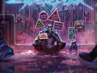 Ban Captcha's Robot wallpaper