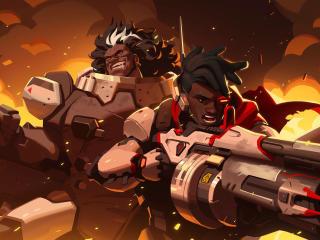 HD Wallpaper | Background Image Baptistes Reunion Challenge Overwatch