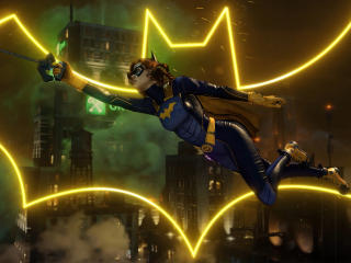 Barbara Gordon Gotham Knights wallpaper