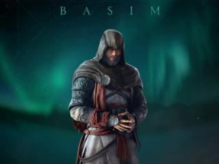 Basim Assassins Creed Valhalla wallpaper
