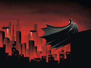 Bat-Signal Batman 4K DC wallpaper