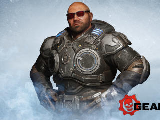 Batista In Gears 5 wallpaper