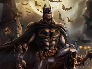 Batman 2020 DC Comic wallpaper