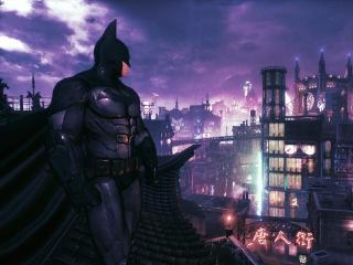 Batman Arkham Knight Poster wallpaper