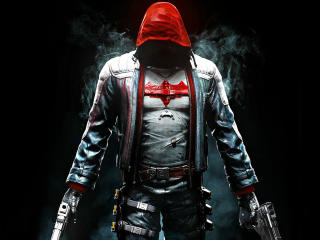 Batman Arkham Knight Red Hood wallpaper