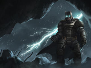 Batman Armour wallpaper