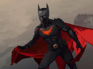 Batman Beyond DC Comic wallpaper