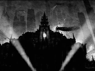 Batman Dark Theme wallpaper