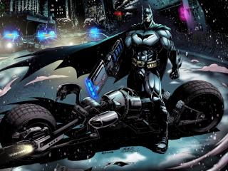 Batman DC Comic New 2020 wallpaper