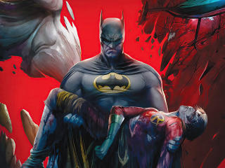 Batman Death In The Family wallpaper
