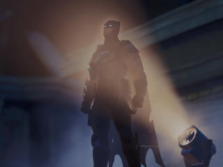 Batman Fortnite wallpaper