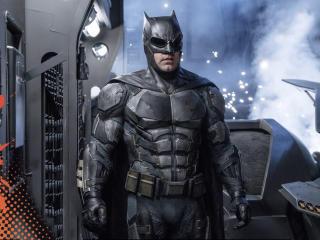 Batman In Justice League 2017 wallpaper