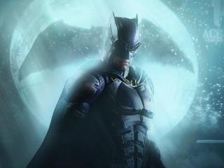 Batman Justice League Dark Knight Art wallpaper