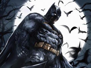 Batman New 2020 Art wallpaper