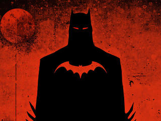 Batman New DC Comic 4K wallpaper